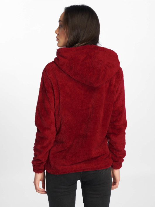 Just Rhyse Hoodie Arequipa red
