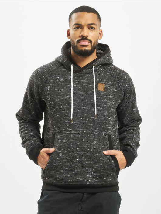 Just Rhyse Hoodies Evanston čern