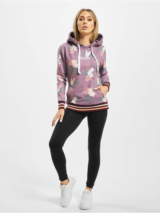 Just Rhyse Hoody Paraiso rot