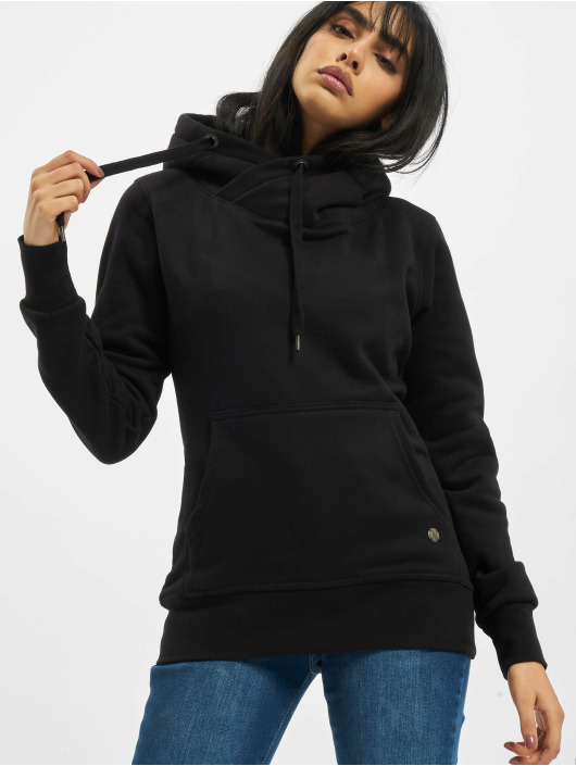 Just Rhyse Hoody Castle Hill schwarz