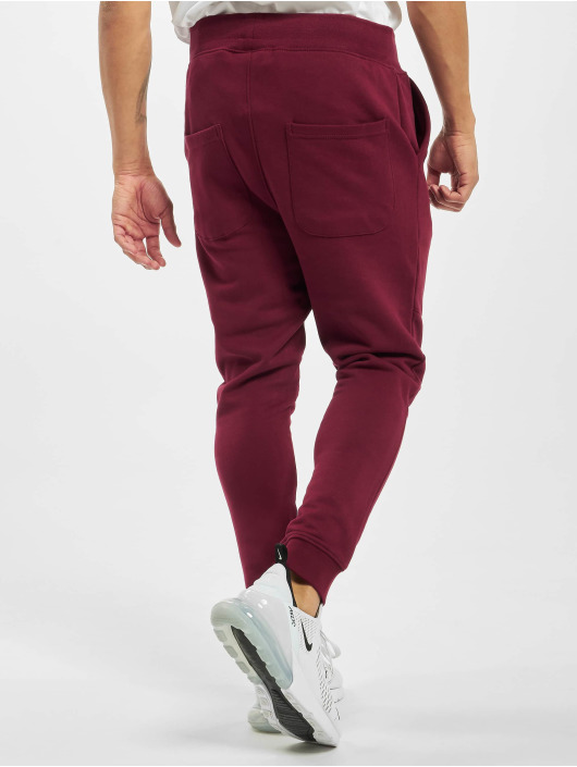 Just Rhyse Jogginghose Rainrock rot