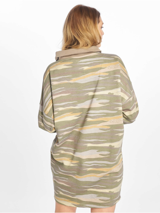 Just Rhyse Kleid Carangas camouflage