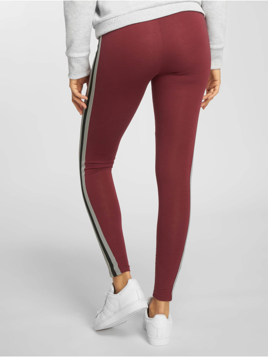 Just Rhyse Leggings/Treggings Villamontes czerwony