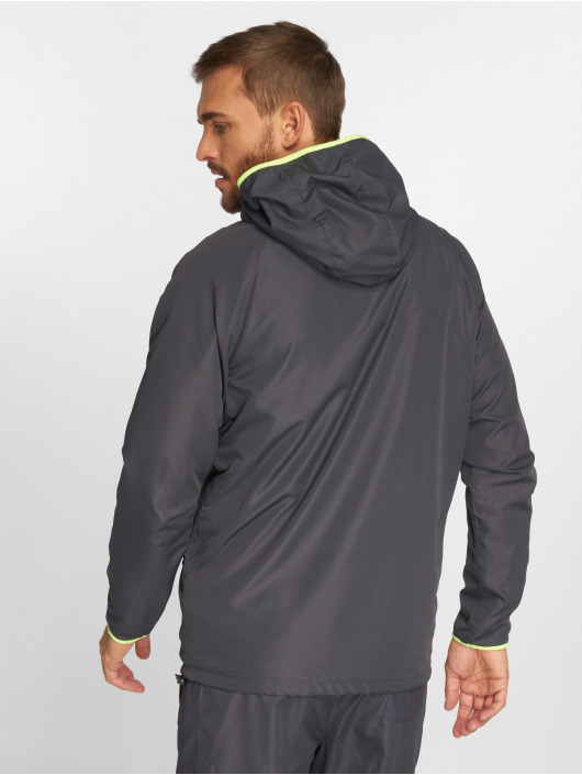 Just Rhyse Lightweight Jacket Brisbane Active grey