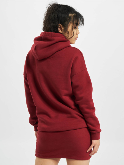 Just Rhyse Mekot Cross Lake Hoody punainen