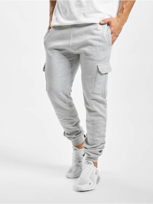 Just Rhyse Pantalone ginnico Huaraz grigio