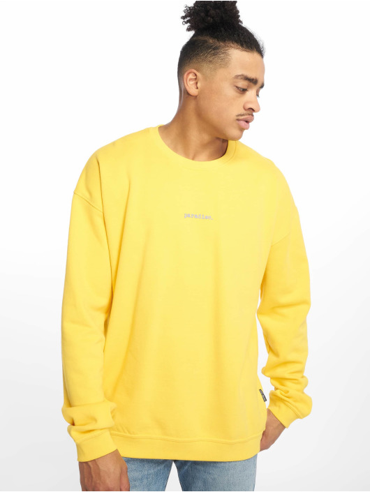 Just Rhyse Pullover Spring Hill gelb