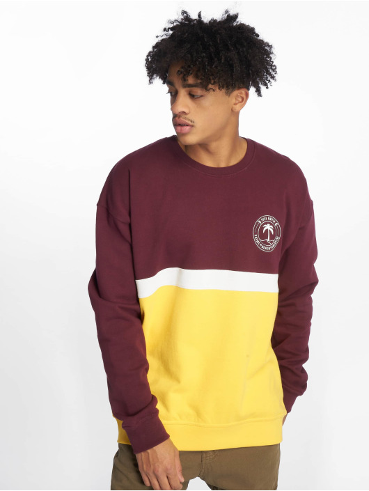 Just Rhyse Pullover High Springs red