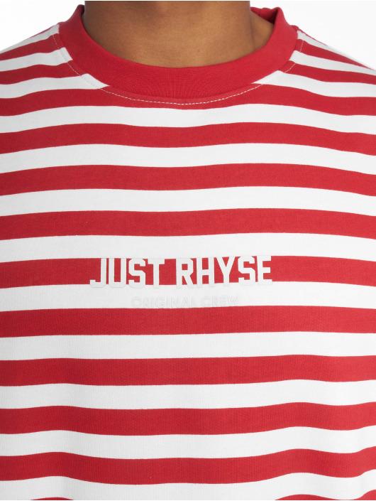 Just Rhyse Pullover Port Orange rot