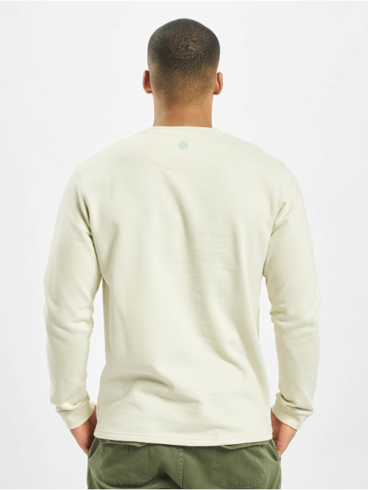 Just Rhyse Pullover Ayabaca white