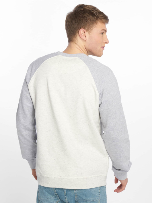 Just Rhyse Pullover Raglan white