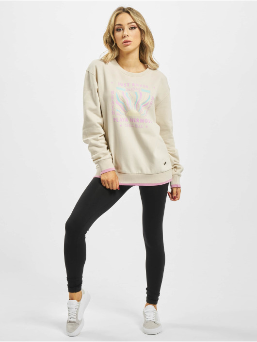 Just Rhyse Pullover Costa Rica white