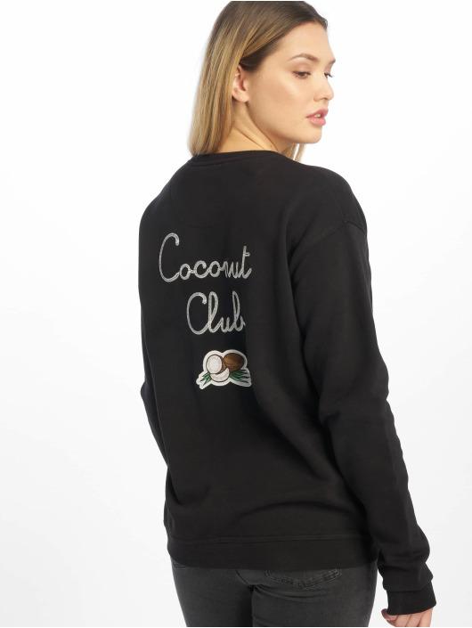 Just Rhyse Pulóvre Coconut Club èierna