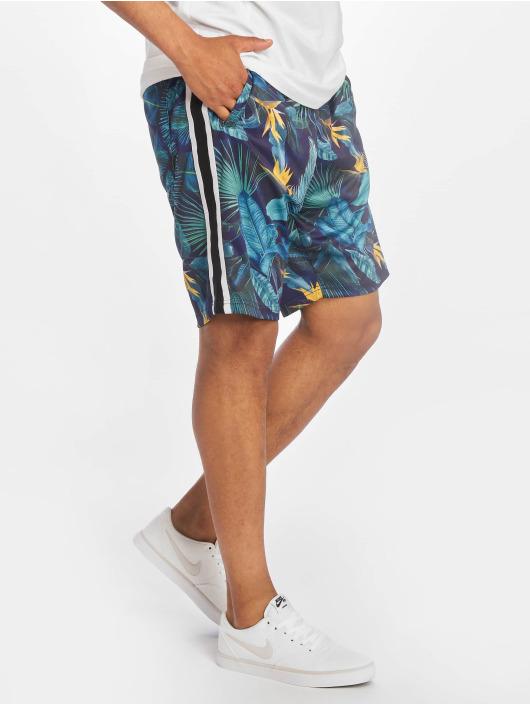 Just Rhyse Shorts Palm Harbor blau