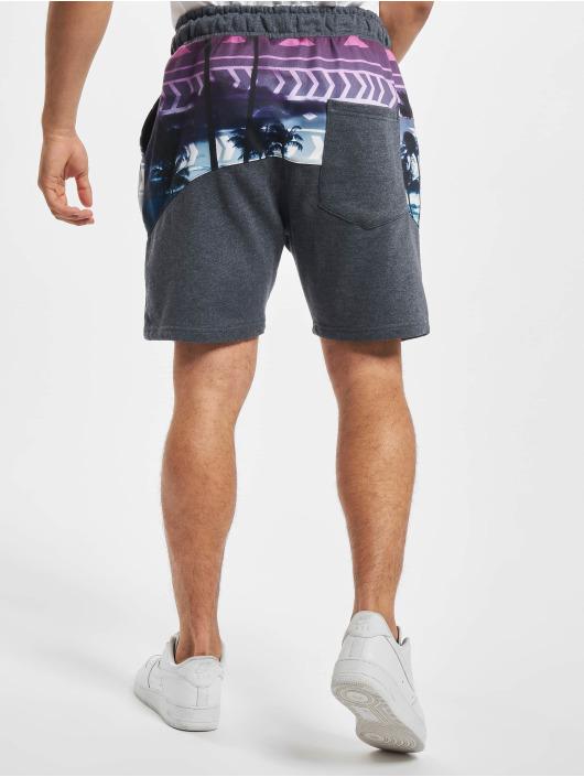 Just Rhyse shorts Port Salerno grijs