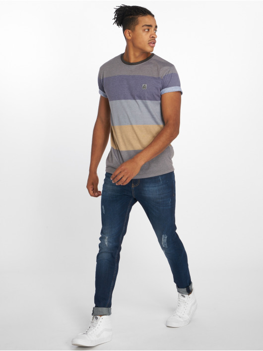 Just Rhyse Slim Fit Jeans Luke modrý