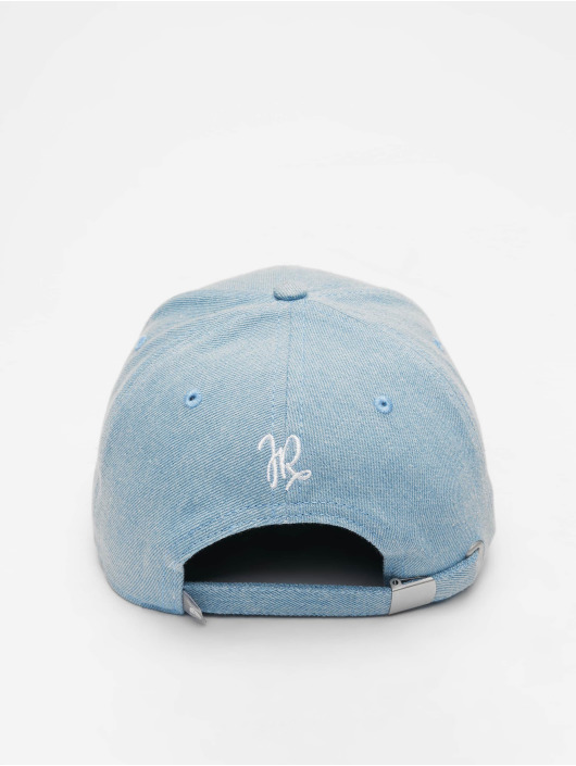 Just Rhyse Snapback Cap Palatka Baseball Shape blue