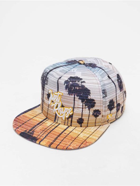 Just Rhyse Snapback Cap Key West colored