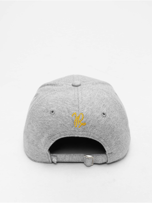 Just Rhyse Snapback Cap Niceville gray