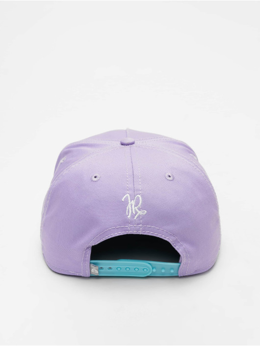 Just Rhyse Snapback Cap Santa Monica purple