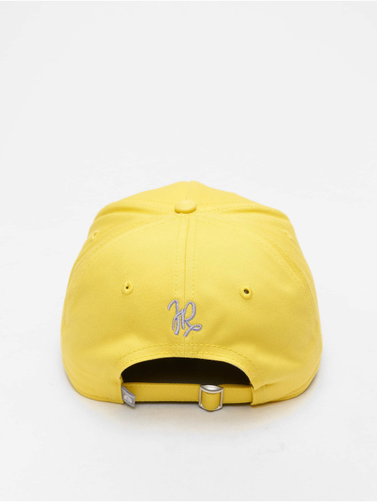 Just Rhyse Snapback Cap Spring Hill yellow