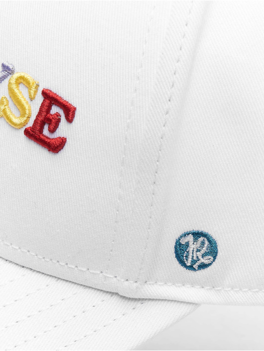 Just Rhyse Snapback Caps Niceville bialy