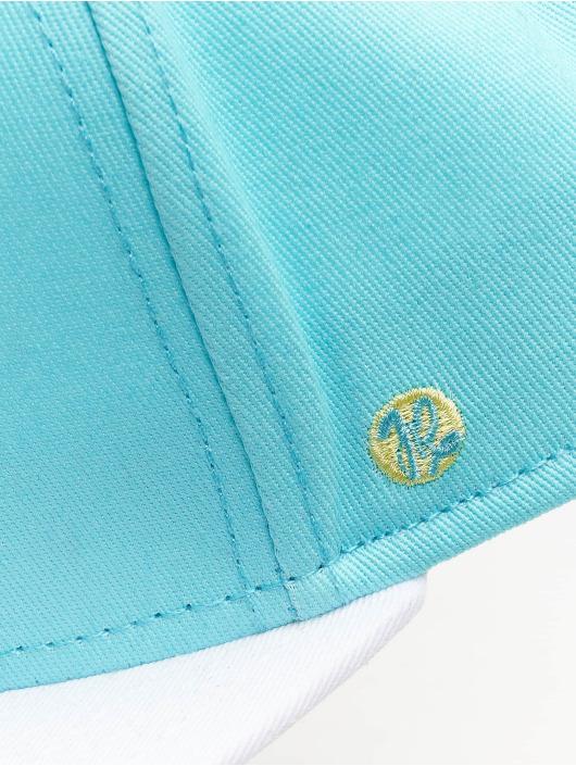 Just Rhyse Snapback Caps Santa Monica blå