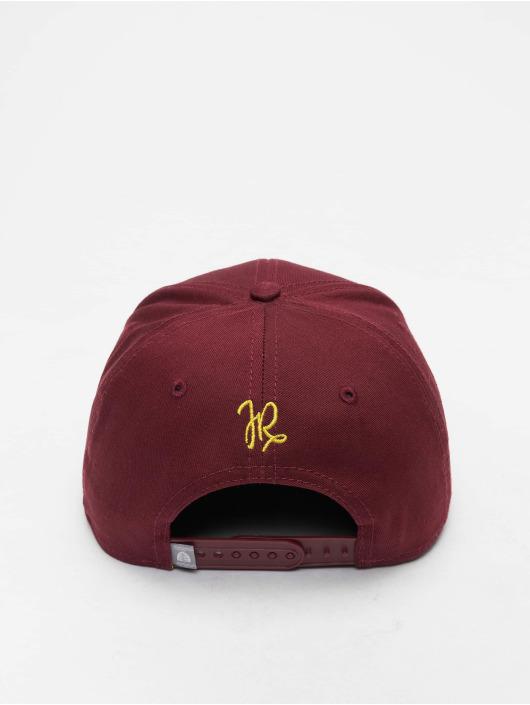 Just Rhyse Snapback Caps Orlando czerwony