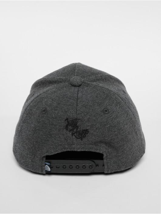 Just Rhyse Snapback Caps Adventurer grå