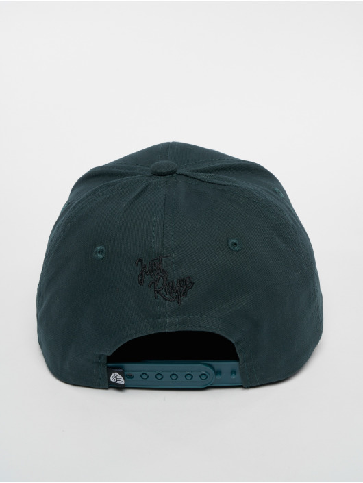 Just Rhyse Snapback Caps Tiquina grøn