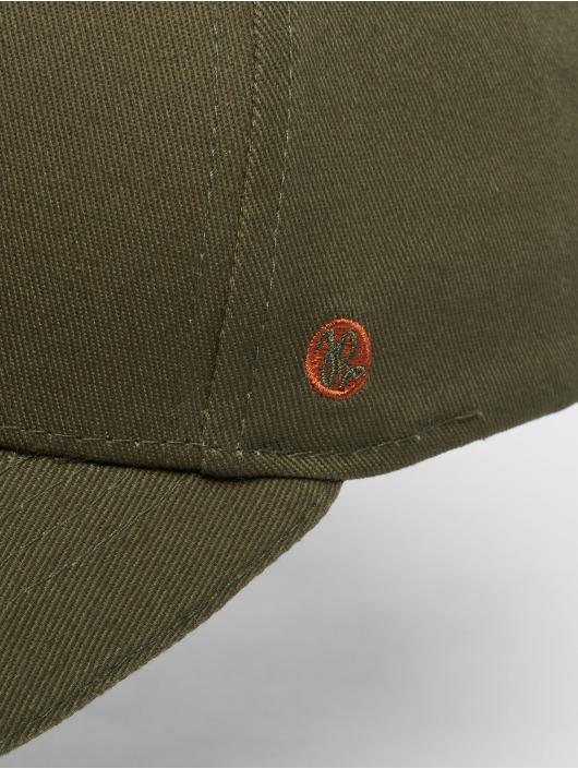 Just Rhyse Snapback Caps Viacha oliwkowy