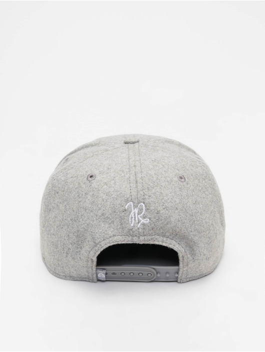 Just Rhyse Snapback Caps Gainesville szary
