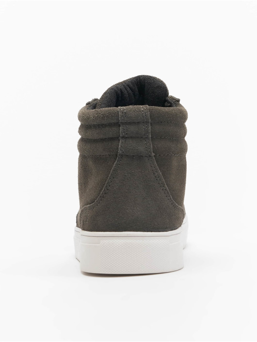 Just Rhyse Sneaker Ghettostars grau