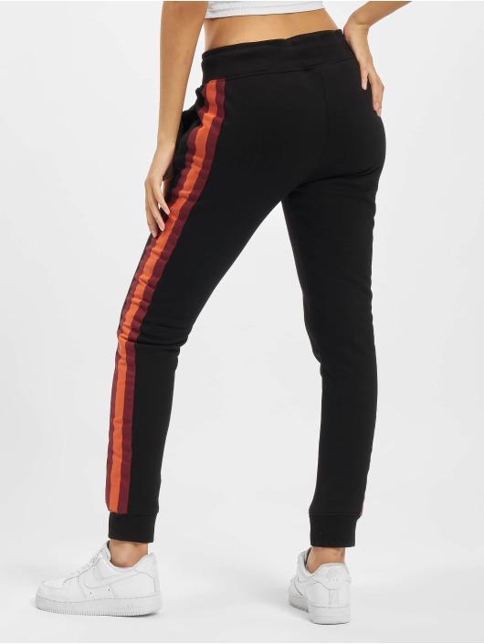 Just Rhyse Spodnie do joggingu Mariana czarny