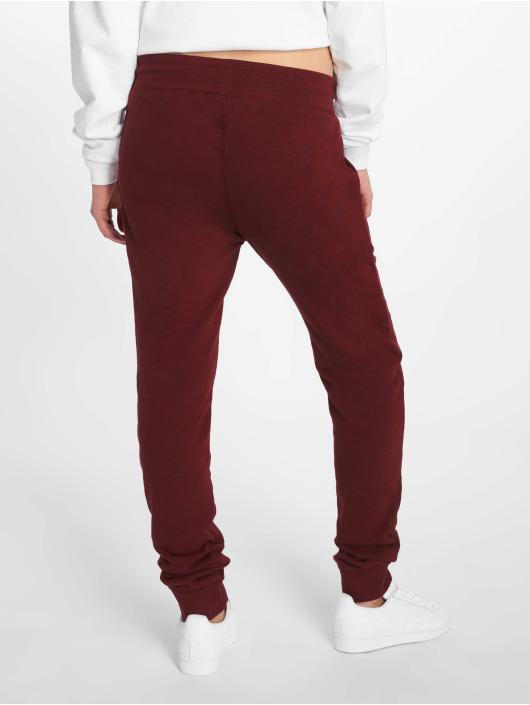Just Rhyse Spodnie do joggingu Poppy czerwony