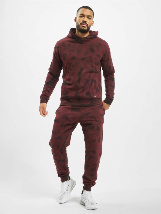 Just Rhyse Spodnie do joggingu Ten Sleep czerwony