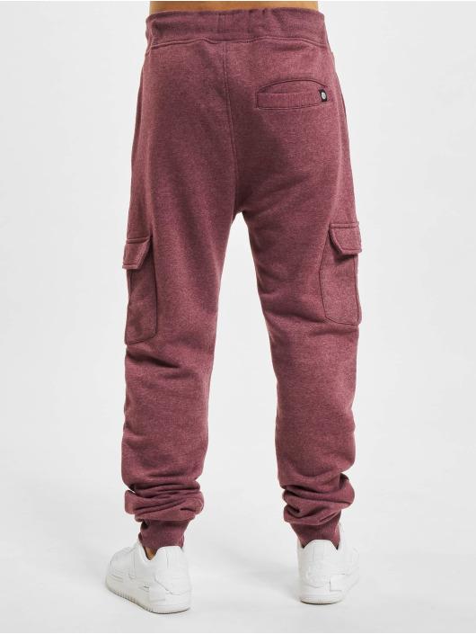 Just Rhyse Spodnie do joggingu Huaraz czerwony
