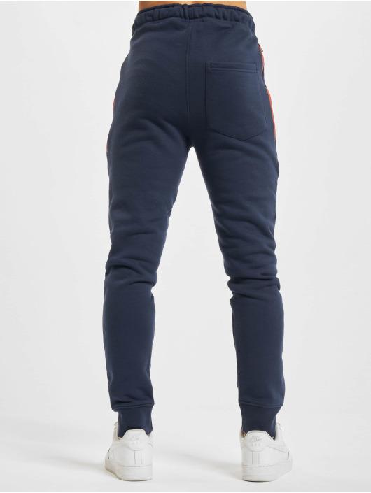 Just Rhyse Spodnie do joggingu Big Pocket Tech niebieski