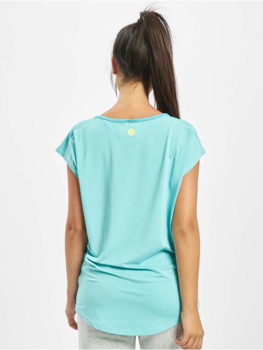 Just Rhyse Sport Shirts Mataura Active blue