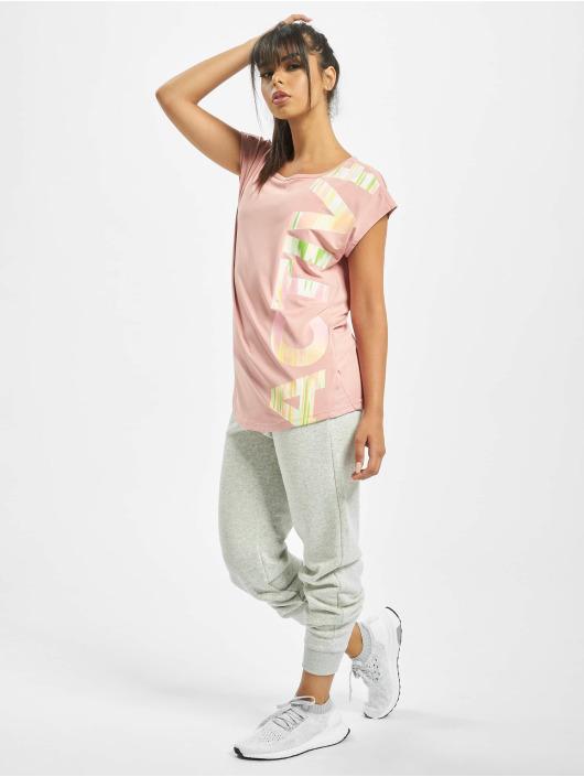 Just Rhyse Sportshirts Mataura Active ružová