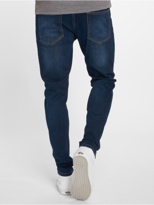 Just Rhyse Straight Fit Jeans Luke modrý