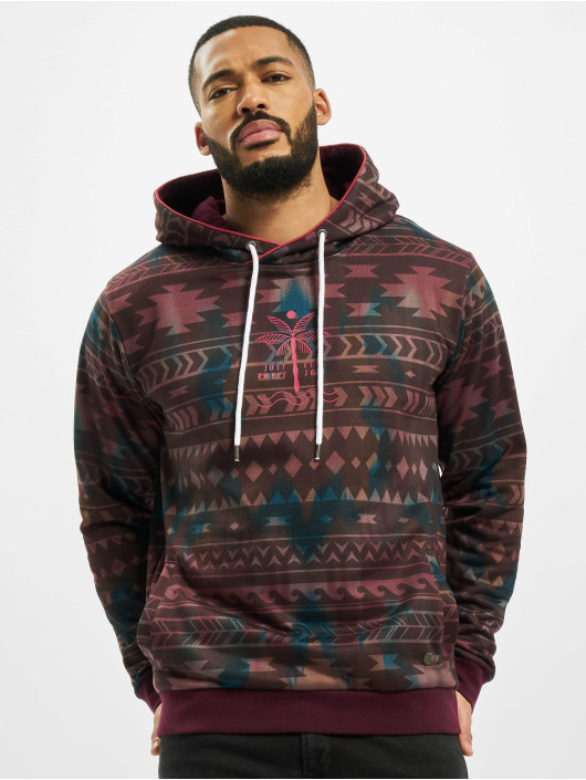 Just Rhyse Sweat capuche Pocosol multicolore