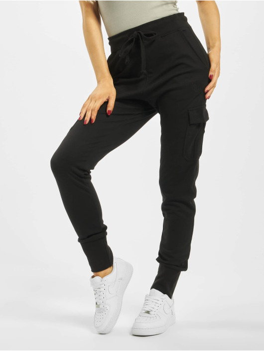 Just Rhyse Sweat Pant Quepos black
