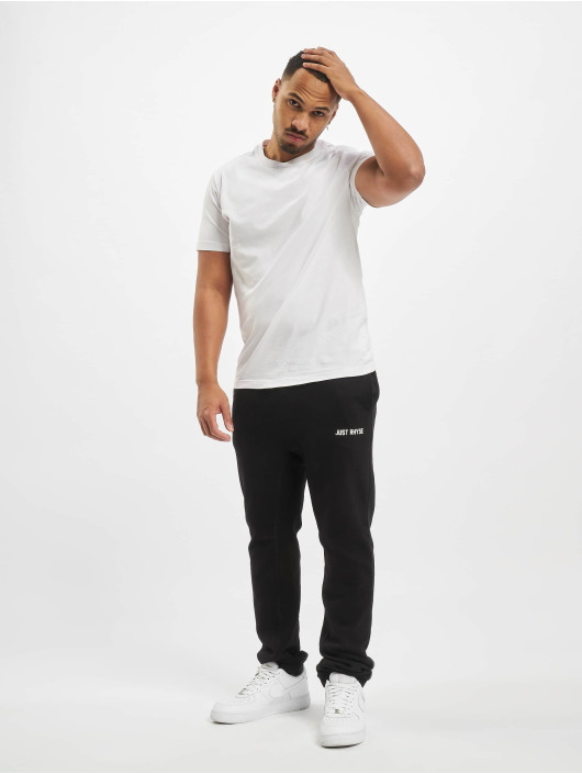 Just Rhyse Sweat Pant Point Lay black