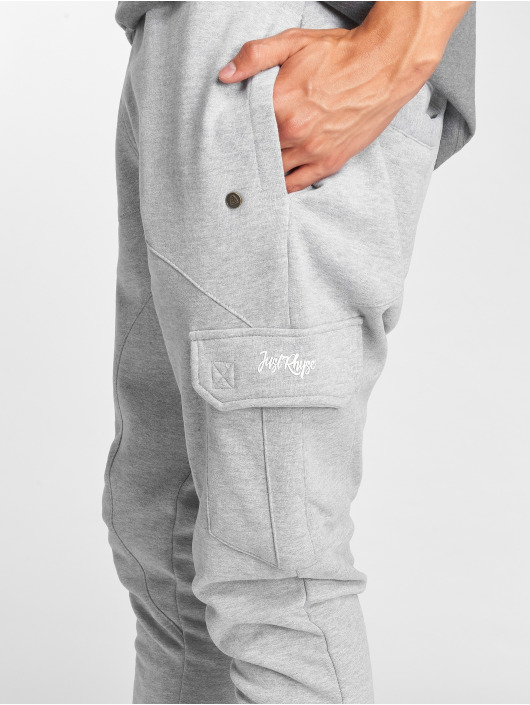 Just Rhyse Sweat Pant Chiclayo gray