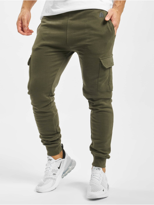 Just Rhyse Sweat Pant Huaraz olive