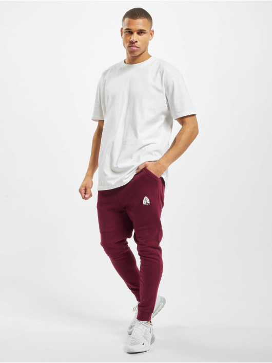 Just Rhyse Sweat Pant Rainrock red