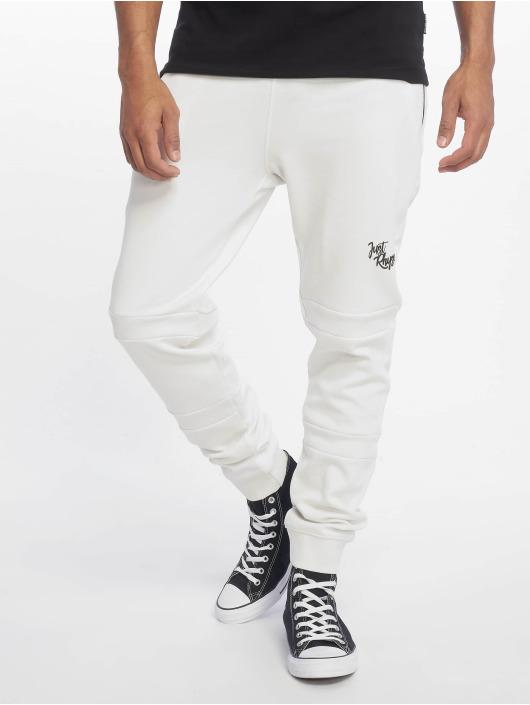 Just Rhyse Sweat Pant Edgewater white