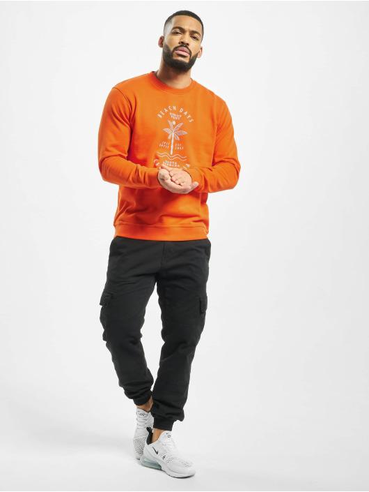 Just Rhyse Swetry Carara pomaranczowy