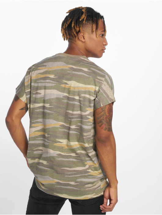 Just Rhyse T-paidat Sucre camouflage